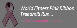 Pink Ribbon Treadmill Run